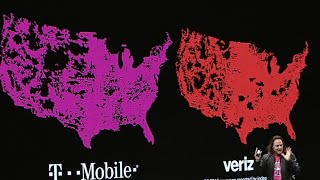 T Mobile Phones - T-Mobile Vs Verizon LTE MID 2018 Speed Test Is Their Network Really Better?