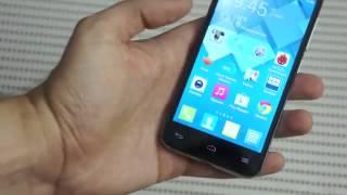 Обзор Alcatel Idol 2 Mini S LTE 6036Y  небольшой смартфон с поддержкой 4G