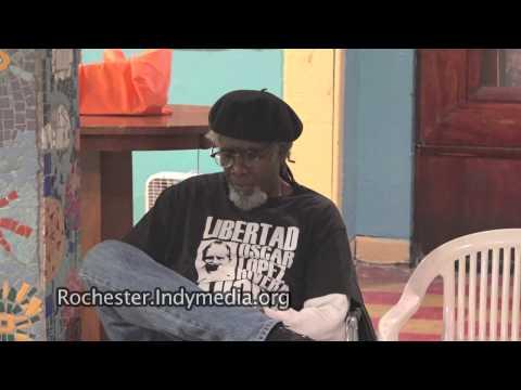 Former political prisoner and United Freedom Front member Kazi Toure speaks!