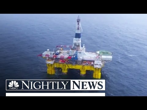 Inside Shell's $7 Billion Gamble for Oil in Remote Arctic Seas | NBC Nightly News