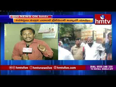 Osmania Hospital RM Raj Kumar Face To Face Over Ashwathama Reddy Health Condition | hmtv thumbnail