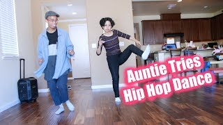 Auntie Tries Hip Hop Dance 💃🏻
