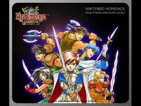 Blowing in the Wind- Fire Emblem Thracia 776 OST