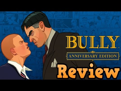 Bully Anniversary edition - Apple/Android review