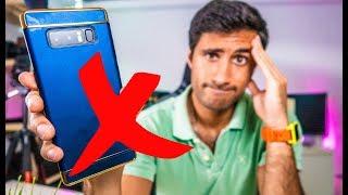 ADEUS Samsung Galaxy Note 8 de 1000€!