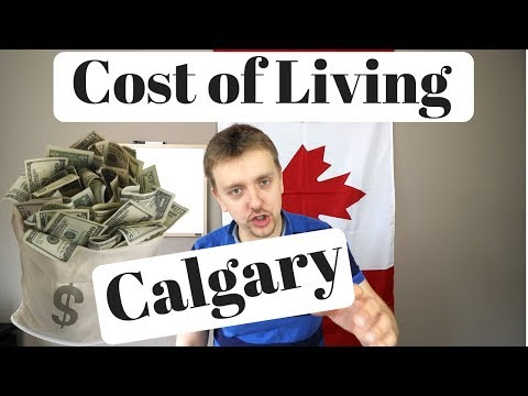 Life In Calgary   Cost Of Living In Calgary, Alberta