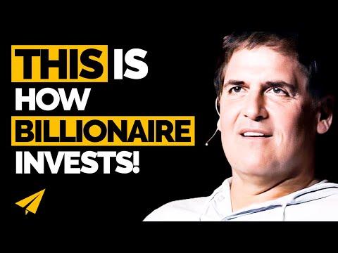 Mark Cuban INVESTING Strategies - #MentorMeMark
