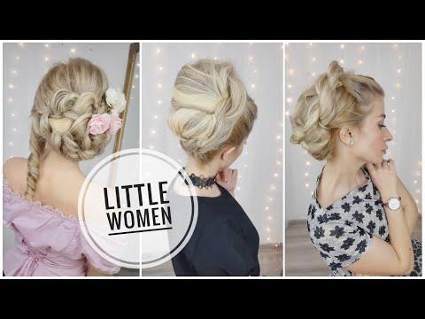 little-women-2019-hairstyles-❤️-hair-tutorial