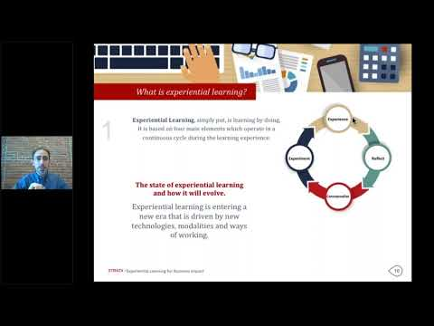 Building Effective Leadership with Experiential Learning Webinar