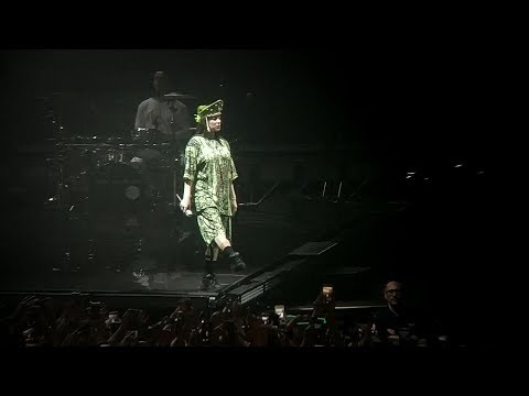 Billie Eilish - Bad Guy (Live In Russia, Saint Petersburg 28.08.19)
