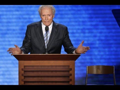 Clint Eastwood, Mitt Romney & the RNC in a Nutshell