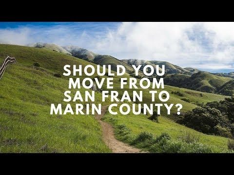 A Guide To Marin County Real Estate (For Under $2M), Towns, Schools & Lifestyle For SF Residents