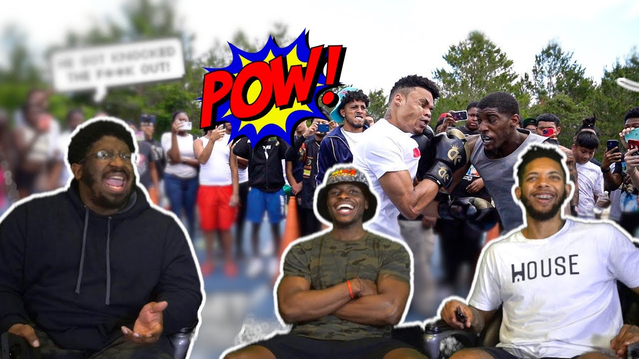 King Cid's Orlando's Knockouts Pt.2!!! | HouseReacts