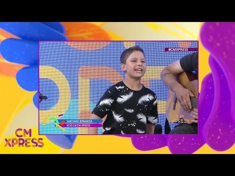 Santiago Bonancea en CM Xpress 2017