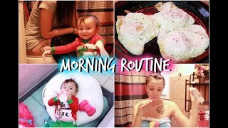 Family Morning Routine   REALISTIC AF !