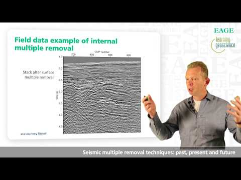 EAGE E-Lecture: Seismic Multiple Removal Techniques by Eric Verschuur