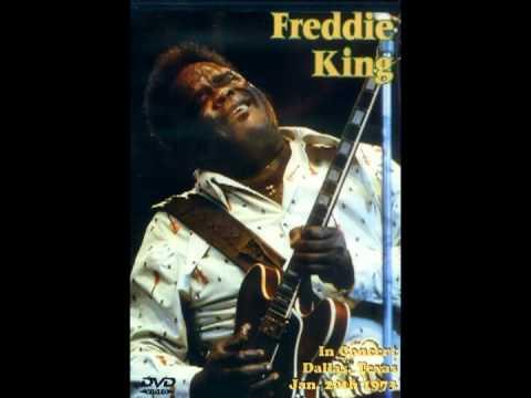 Freddie King - Hideaway - excellent version