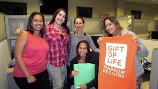 About Gift of Life Marrow Registry