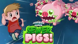 Gamer's Guide: Sewer Pigs - Free Online Game By Y8