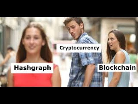 IS HASHGRAPH THE NEW BLOCKCHAIN ? WTF IS GOSSIP PROTOCOL?!?