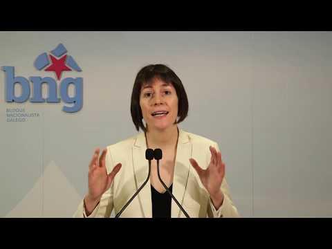 Ana Pontón pedirá a Feixóo que poña a saúde por riba das eleccións