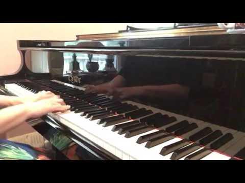 Indescribable Piano Cover- Cheryl Amelang