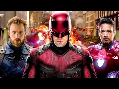 Daredevil Canceled! JOINING THE AVENGERS? #NewRockstarsNews