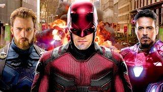 Daredevil Canceled! JOINING THE AVENGERS? #NewRockstarsNews