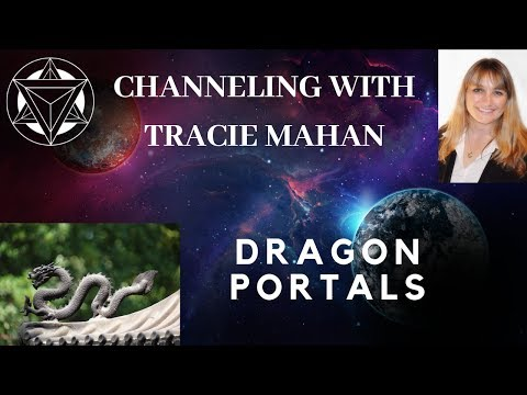 06.19.A - 🐲Dragon🐉Portals - How To Connect To Your Dragon?