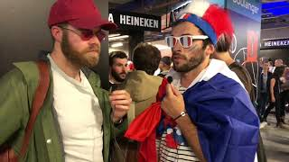 France 98 Vs Fifa 98 VLOG | Emmanuel Petit Nous Parle De Sa Queue De Cheval 🔞😱