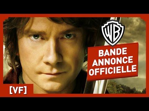 Le Hobbit : Un Voyage Inattendu - Bande Annonce 2 Officielle (VF) - Martin Freeman / Peter Jackson poster