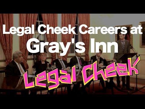 Legal Cheek Careers at Gray's Inn