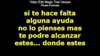 LLAMAME SI ME NECESITAS - Miguel Mateos (LETRA)