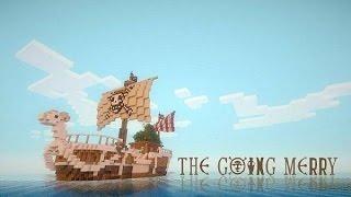 The Going Merry - Minecraft карта!