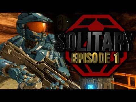 """Solitary: Episode 1 - """"Voices In My Head"""" (Halo 4 Machinima)"""