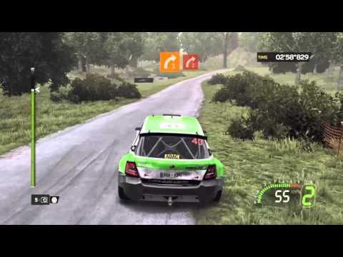 WRC 5 Skoda Fabia Rs by VSiDV177