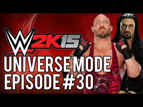 "WWE 2k15 Universe Mode: #30 ""Fighting For A Place In Hell"""