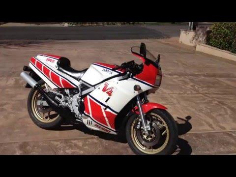 1984 Yamaha RZ500 For Sale - YouTube