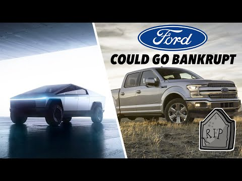 The Cybertruck Could Seriously Bankrupt Ford