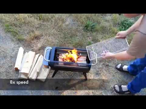 Biolite Fire Pit.Biolite Firepit Review Wood Cooking