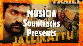 Jallikattu(Karuppan)Mass BGM 2 With Mass Dilogues !-Movie Link in Description!