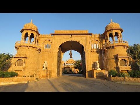 India - Rajasthan - Jaisalmer - Fort Rajwada Hotel