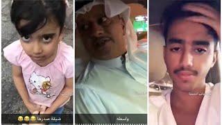 حموش يطقطق على اخته حلا  على عودة للمدارس 😂😂