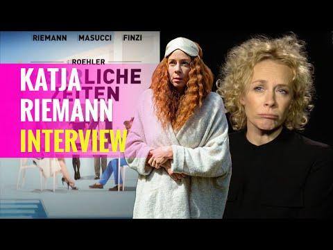 HERRLICHE ZEITEN   mit Katja Riemann  FredCarpet