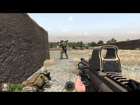 Marines Storm Valve Corporation HQ (JANFU Arma 2)