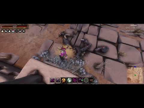 Conan Exiles EEWA  Scourge Demon King ( Witchbowl Cauldron unlock ) , Molten Death spider locations |