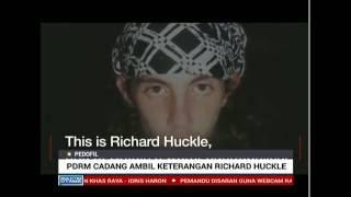 Pedofil: PDRM cadang ambil keterangan Richard Huckle