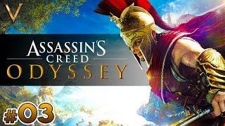 Assassin's Creed Odyssey PL (03) - Okradamy Cyklopa! | Vertez | Zagrajmy w AC Odyseja