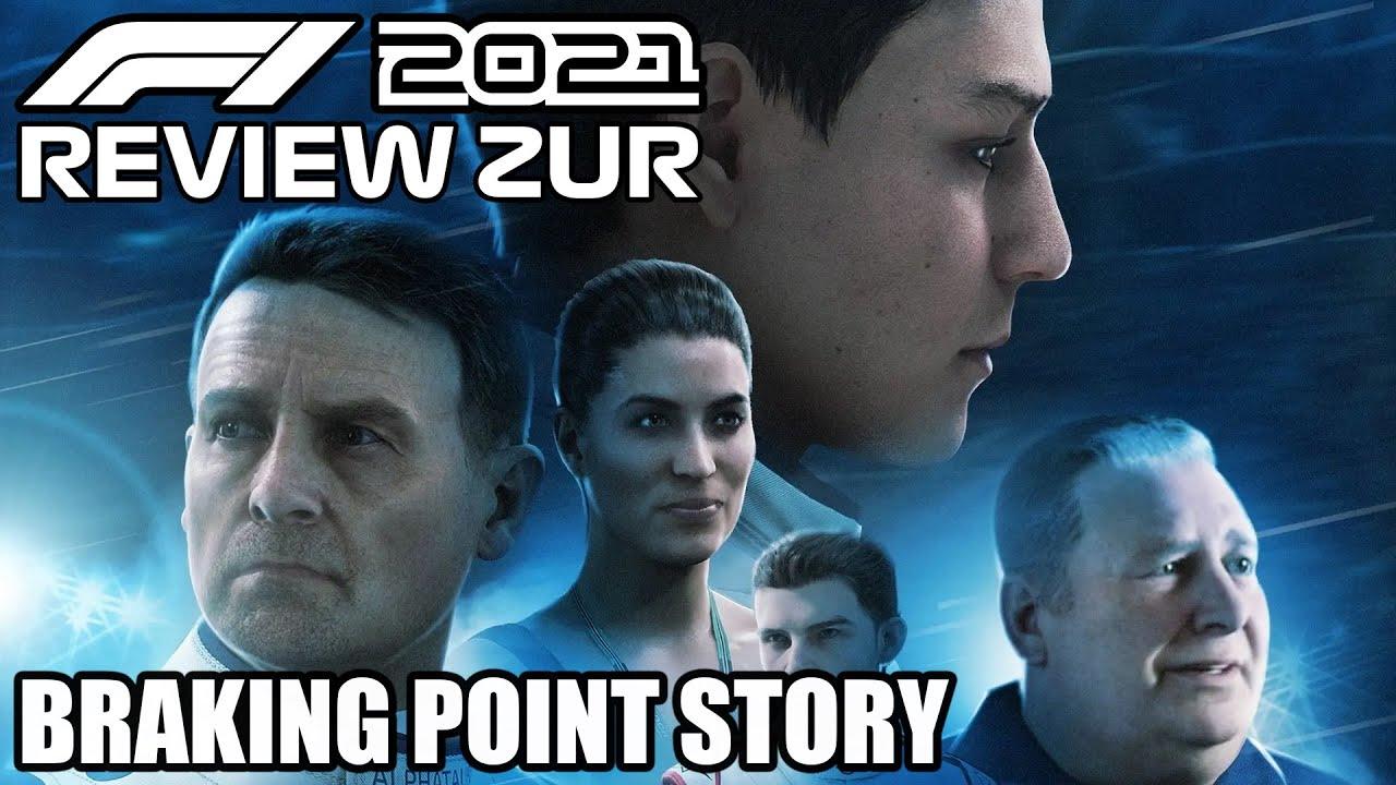 F1 2021 Braking Point Review: Warum Sportspiele (eigentlich) keine Stories brauchen