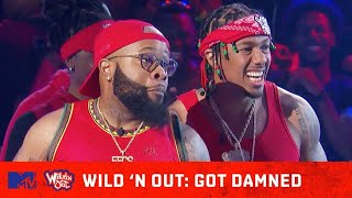 Nick Cannon & Chico Bean Take Down Bow Wow & Funny Mike 😂 | Wild 'N Out | #GotDamned Reaction Video